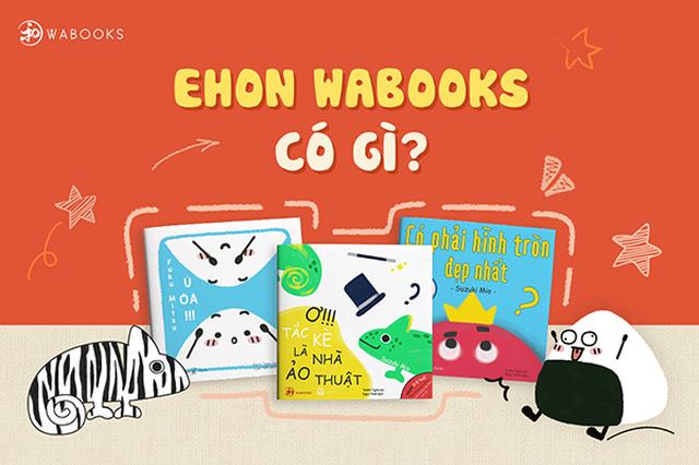 Ehon Wabooks – Nuôi dạy con thông minh và phát triển toàn diện (IQ, EQ) - 2