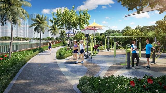 Imperia Smart City hiện thực giấc mơ sống khỏe cho người dân Thủ đô - 1
