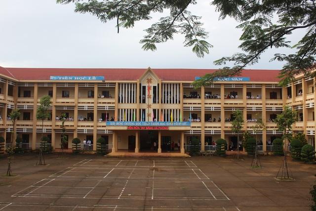 Đắk Nông vượt kế hoạch về xây dựng trường chuẩn quốc gia - 1