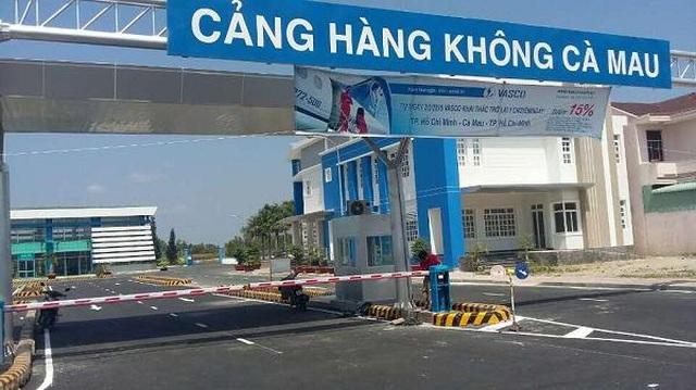 Hoàn thành điều chỉnh quy hoạch sân bay Cà Mau trong năm 2021 - 1
