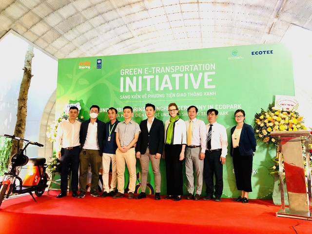 UNDP và MBI Việt Nam cùng thực hiện sáng kiến giao thông điện xanh ở Hà Nội - 1