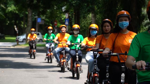UNDP và MBI Việt Nam cùng thực hiện sáng kiến giao thông điện xanh ở Hà Nội - 3
