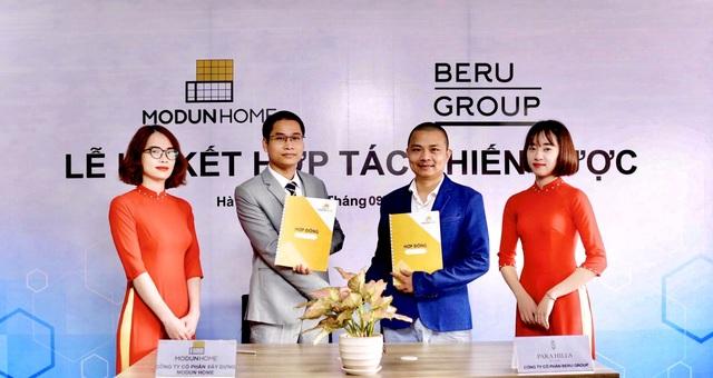 ModunHome khẳng định thương hiệu uy tín với loạt nhà Modun cho Resort 5* - 1
