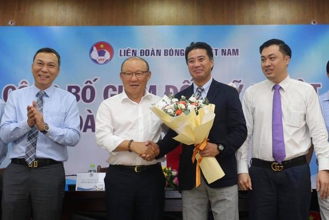 """Giám đốc kỹ thuật Adachi: """"Bóng đá Việt Nam có thể vượt qua Nhật Bản"""" - 1"""