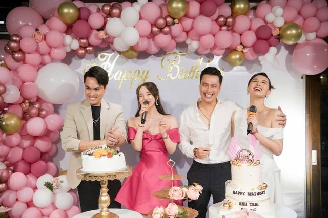 """Hơn 1 năm sau ly hôn Quỳnh Nga hiện tại hạnh phúc, gọi Việt Anh là """"anh cả"""" - 1"""
