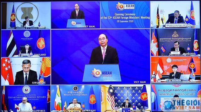 Thủ tướng đề nghị các Bộ trưởng Ngoại giao ASEAN thúc đẩy 3 ưu tiên - 2