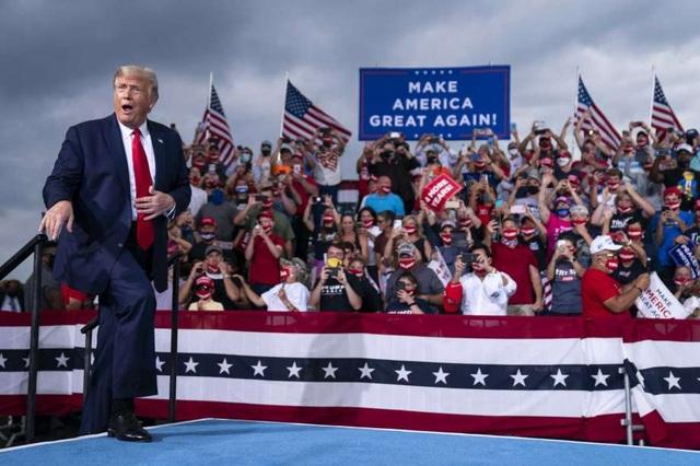 5 yếu tố chi phối cuộc bầu cử tổng thống khó đoán nhất lịch sử Mỹ - 1