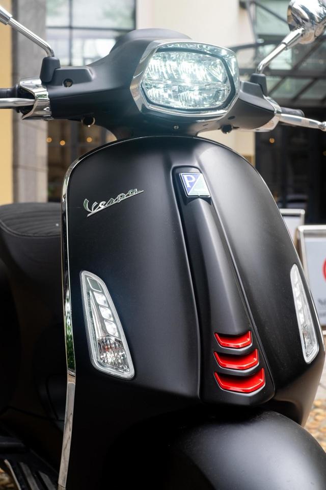 Vespa Sprint S 150 giá 89,9 triệu đồng - đối thủ của Honda SH - 2