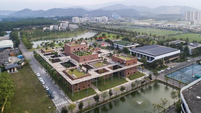 KTS Võ Trọng Nghĩa giành giải FuturArc Green Leadership Award 2020 - 5