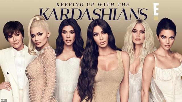 """Lý do khiến show đình đám """"Keeping Up With The Kardashians"""" dừng lại - 1"""