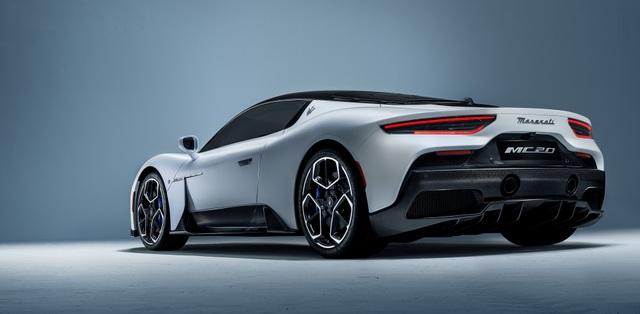 Siêu xe MC20 - Kỷ nguyên mới của Maserati - 9