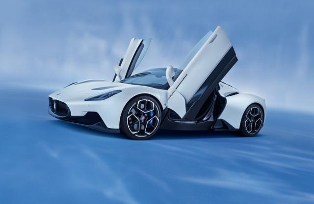 Siêu xe MC20 - Kỷ nguyên mới của Maserati - 3