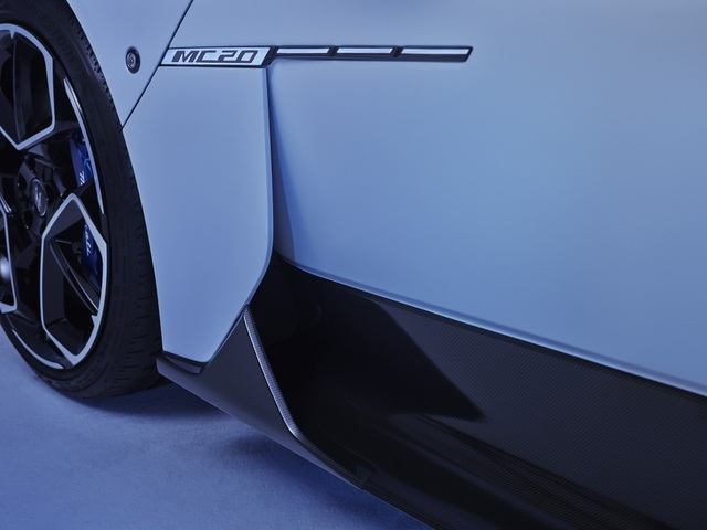 Siêu xe MC20 - Kỷ nguyên mới của Maserati - 13