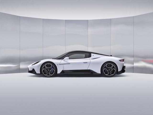 Siêu xe MC20 - Kỷ nguyên mới của Maserati - 6