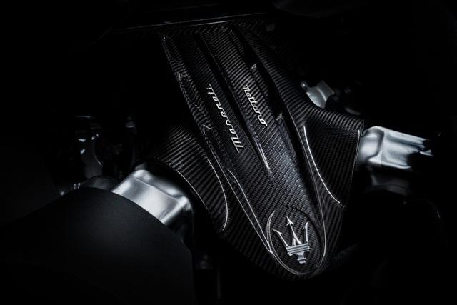 Siêu xe MC20 - Kỷ nguyên mới của Maserati - 2