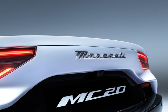 Siêu xe MC20 - Kỷ nguyên mới của Maserati - 17