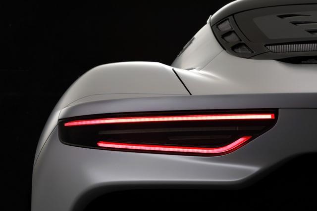 Siêu xe MC20 - Kỷ nguyên mới của Maserati - 18
