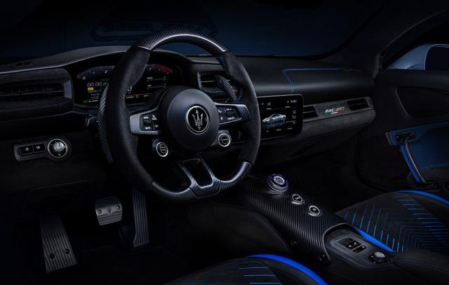 Siêu xe MC20 - Kỷ nguyên mới của Maserati - 4