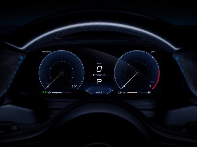 Siêu xe MC20 - Kỷ nguyên mới của Maserati - 20