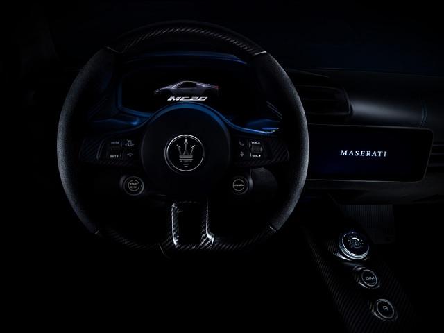 Siêu xe MC20 - Kỷ nguyên mới của Maserati - 19