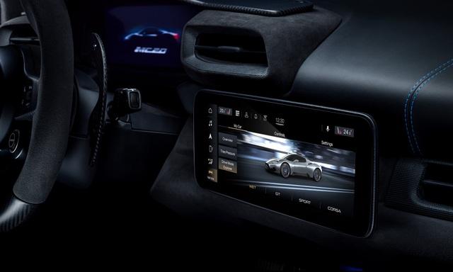 Siêu xe MC20 - Kỷ nguyên mới của Maserati - 24