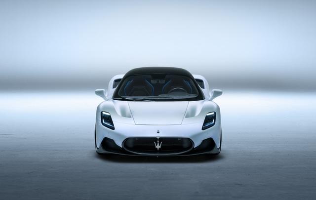 Siêu xe MC20 - Kỷ nguyên mới của Maserati - 5