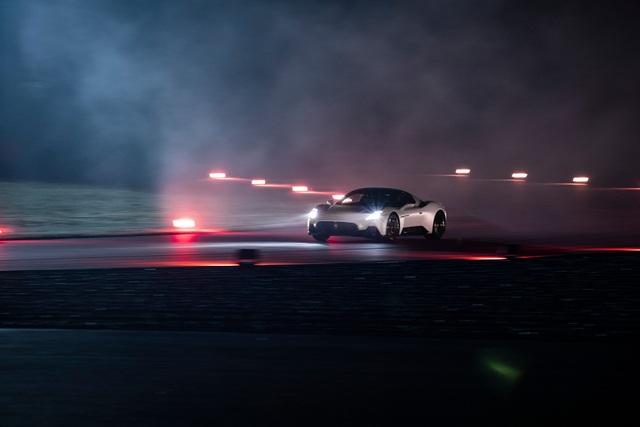 Siêu xe MC20 - Kỷ nguyên mới của Maserati - 28