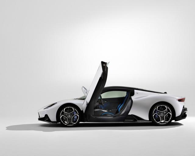 Siêu xe MC20 - Kỷ nguyên mới của Maserati - 7