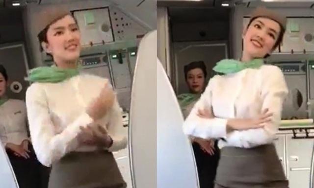 3 bông hồng tiếp viên hàng không Việt xinh đẹp, nóng bỏng như người mẫu - 15