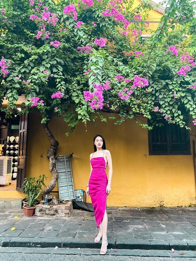 3 bông hồng tiếp viên hàng không Việt xinh đẹp, nóng bỏng như người mẫu - 4