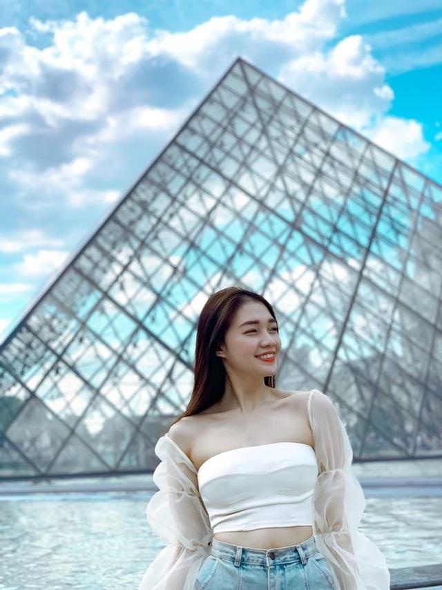 3 bông hồng tiếp viên hàng không Việt xinh đẹp, nóng bỏng như người mẫu - 7