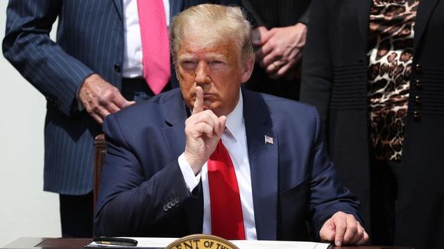 """Ông Trump """"khoe"""" Mỹ sở hữu vũ khí hạt nhân bí mật chưa ai có - 1"""