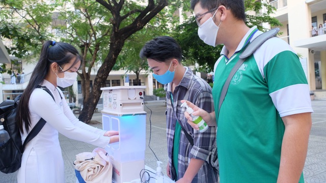 Đà Nẵng: Học sinh THCS, THPT dự kiến trở lại trường học từ ngày 14/9 - 1