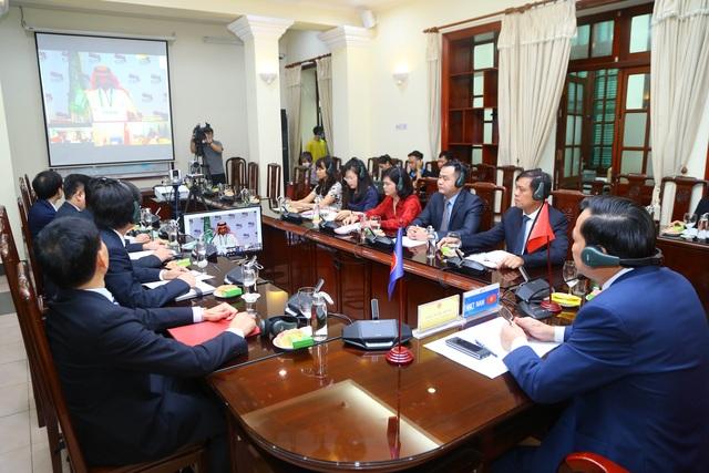 """Bộ trưởng Đào Ngọc Dung: """"Tăng cường hợp tác quốc tế về lao động việc làm"""" - 4"""