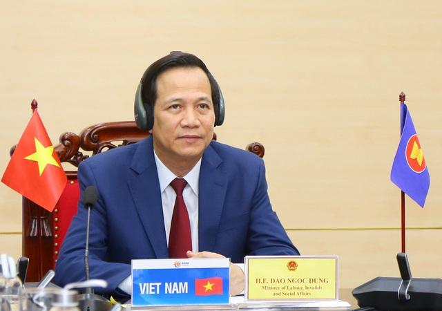 """Bộ trưởng Đào Ngọc Dung: """"Tăng cường hợp tác quốc tế về lao động việc làm"""" - 2"""