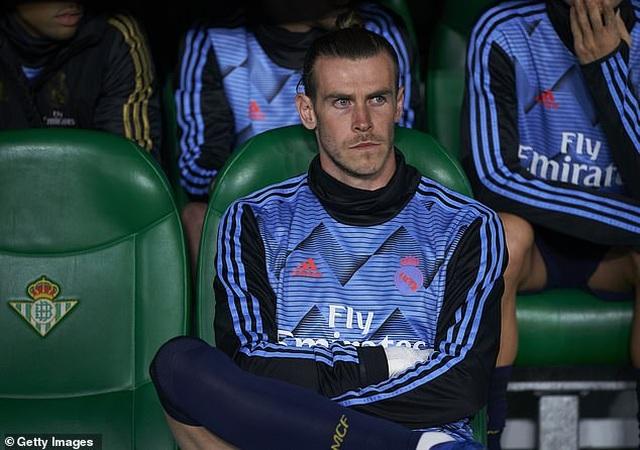 Real Madrid sẵn sàng bán Gareth Bale với giá 22 triệu bảng - 3