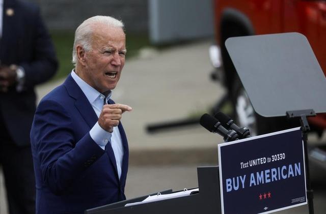 Bầu cử Mỹ vào giai đoạn gay cấn, chiến dịch của ông Biden bị tấn công mạng - 1