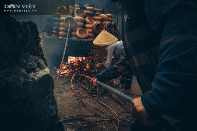 Làng nghề lâu đời, dân quanh năm chỉ nặn đất ra thứ nồi mong manh gây thương nhớ - 8