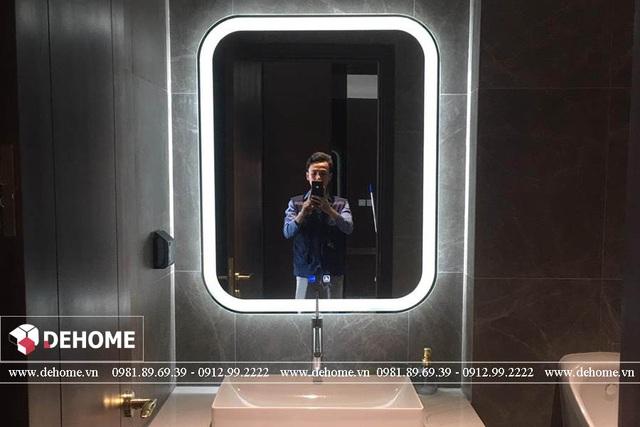 Gương đèn led DEHOME: Thương hiệu được các dự án cao cấp lớn tại Việt Nam tin dùng - 6