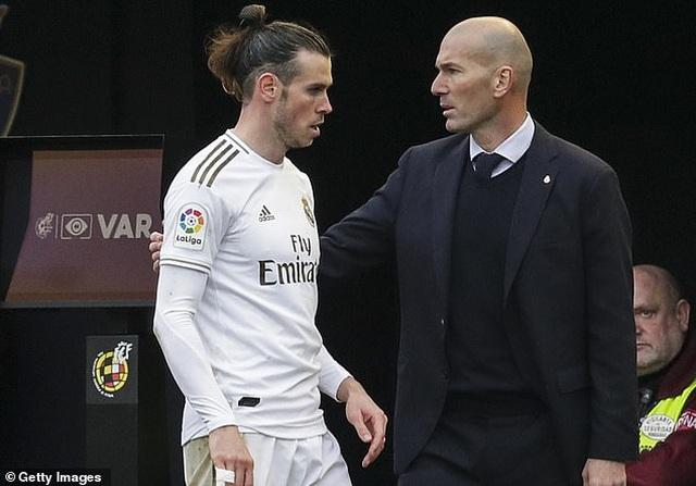 Real Madrid sẵn sàng bán Gareth Bale với giá 22 triệu bảng - 1