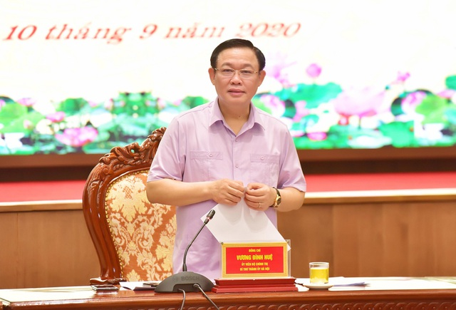 Hà Nội lập 5 tổ công tác tháo gỡ khó khăn, thúc đẩy phát triển kinh tế - 1