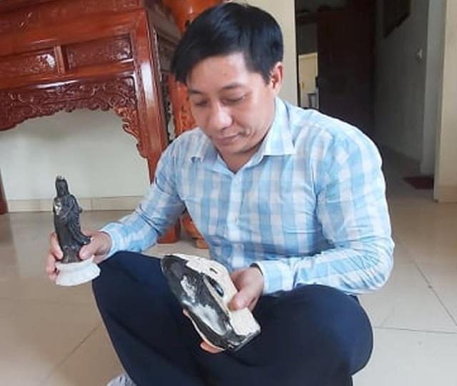 Khối kim cương rừng của anh nông dân Hà Nội, giá triệu đô mà chủ nhân không bán - 15