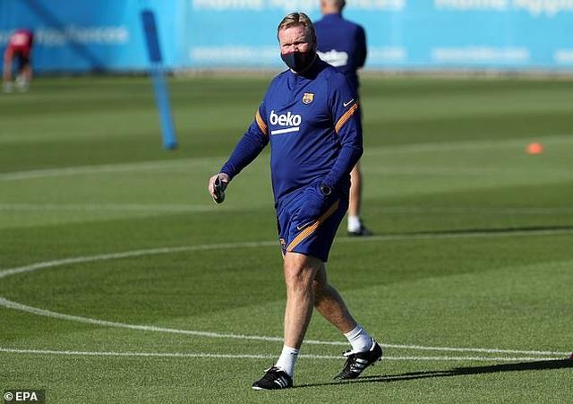 Hé lộ đội hình chính thức của Barcelona dưới thời HLV Koeman - 1