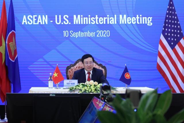 Mỹ đánh giá cao vai trò của Việt Nam trong cương vị Chủ tịch ASEAN - 1