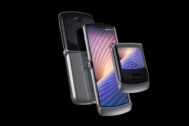 Motorola ra mắt smartphone màn hình gập Razr thế hệ thứ hai - 1