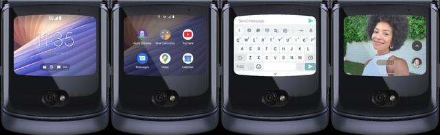 Motorola ra mắt smartphone màn hình gập Razr thế hệ thứ hai - 2