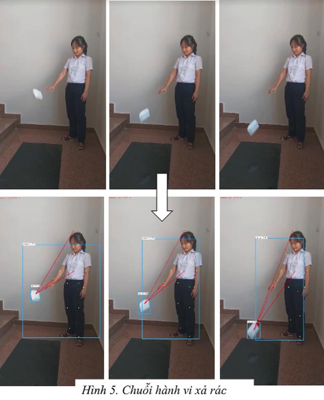 Học sinh Tây Ninh dành 1 năm sáng tạo hệ thống nhận diện vứt rác bừa bãi - 2
