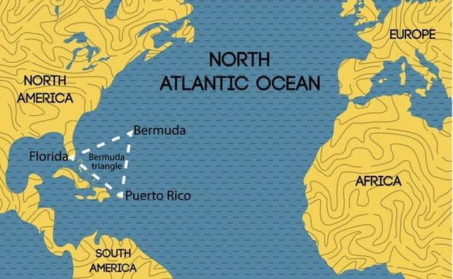 Tam giác Bermuda là gì và vì sao nó lại nguy hiểm? - 1