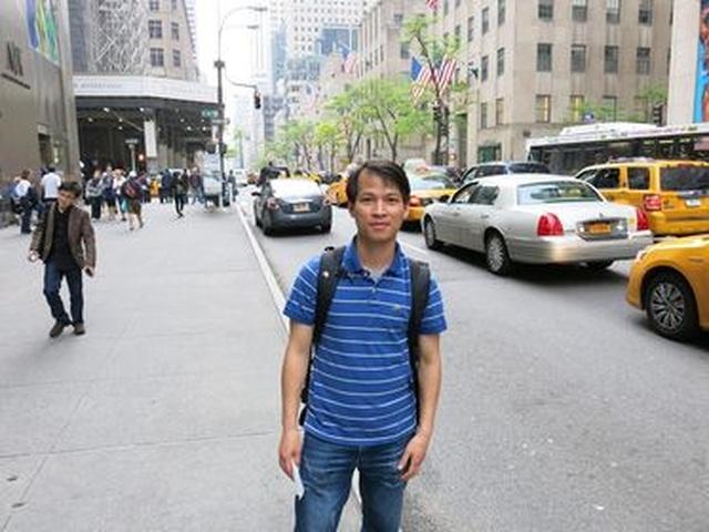 TS Nguyễn Trung Thành ghi dấu ấn với thế giới về bài toán tập Pareto - 2