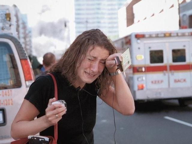 Nhìn lại những khoảnh khắc ám ảnh về vụ khủng bố 11/9 - 9